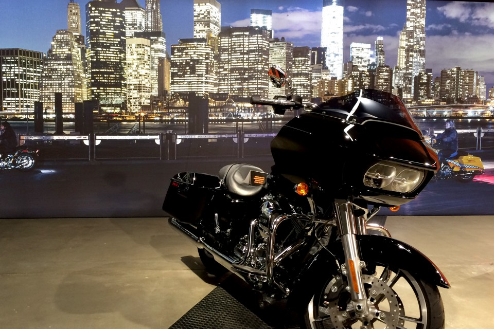 Harley-Davidson New York